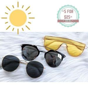 * Bundle: 3 pairs of sunglasses